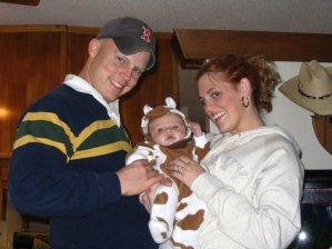 First Halloween - Pville 2007
