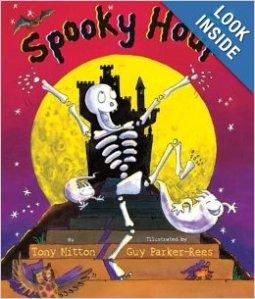 Spooky Hour by Tony Mitton