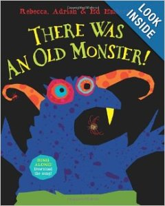 There Was an Old Monster by Ed Emberley