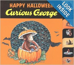 Happy Halloween Curious George by H.A. Rey